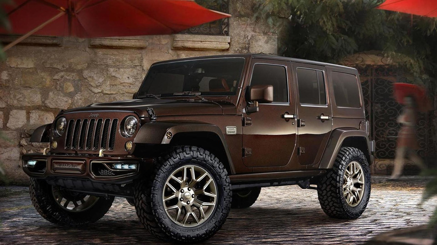 All-new Jeep Wrangler will feature eight-speed ZF automatic transmission