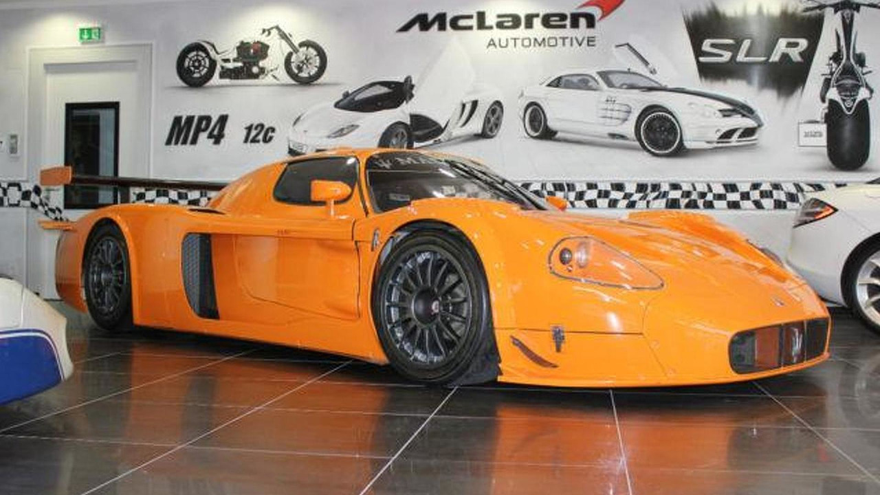Maserati MC12 Corsa by Edo Competition for sale