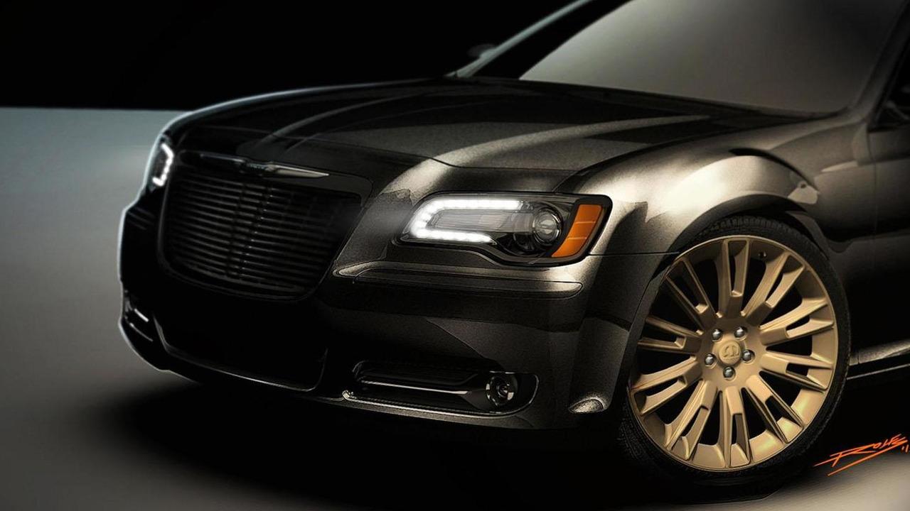 Chrysler 300 SEMA concept 08.10.2013