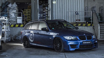 MB Individual dials the BMW 335i Touring (E91) to 400 HP