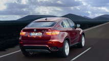New BMW X6 Xdrive50i