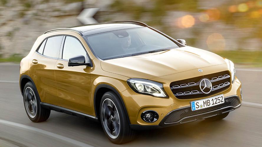 Mercedes-Benz GLB-Osztály