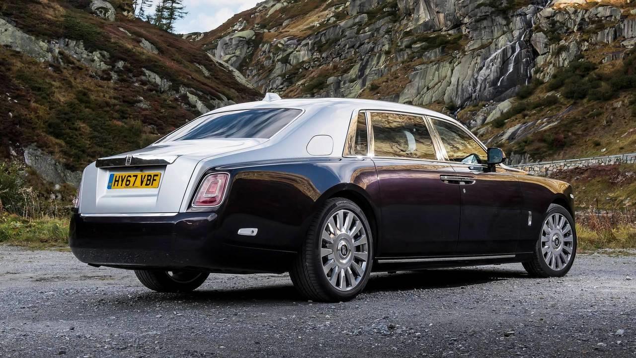 ¿Cuánto cuesta un Rolls-Royce?