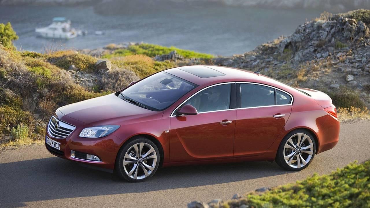 2009: Opel Insignia