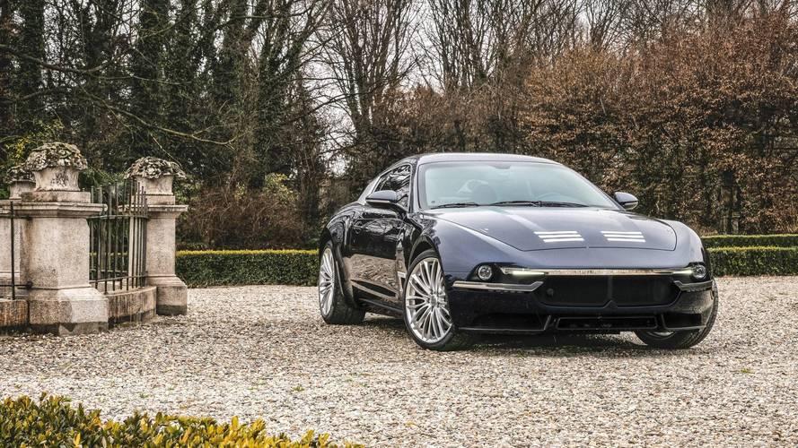 Touring Superleggera firması yeni spor otomobilini tanıttı