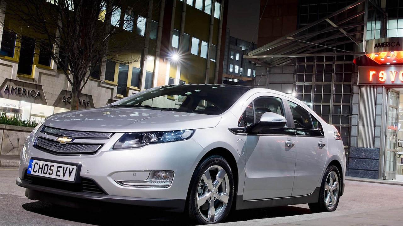 2012: Opel Ampera/Chevrolet Volt