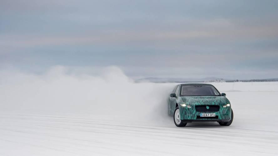 45 perc alatt 80%-ra tölthető a Jaguar I-Pace akkumulátora