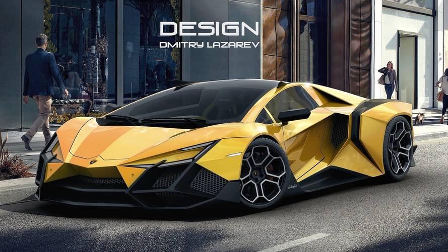 A Forsennato lehetne a következő brutális Lamborghini
