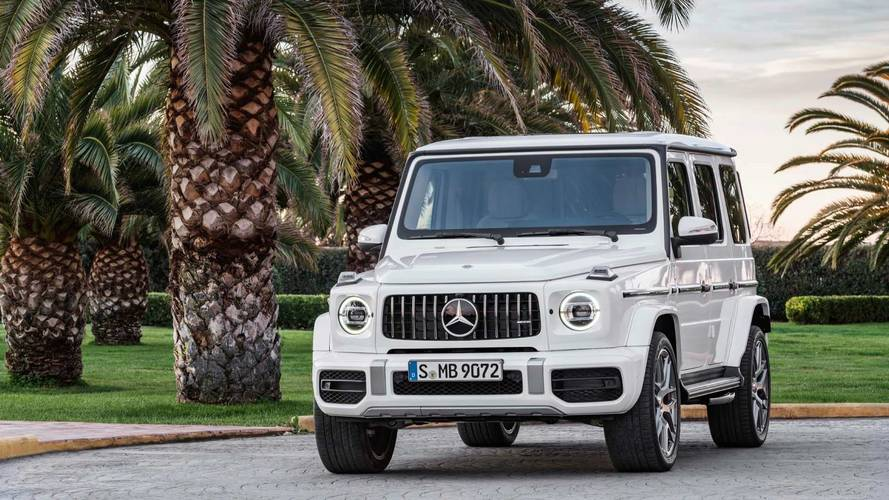Mercedes G-Class Could Get G63 S And Maybach Versions
