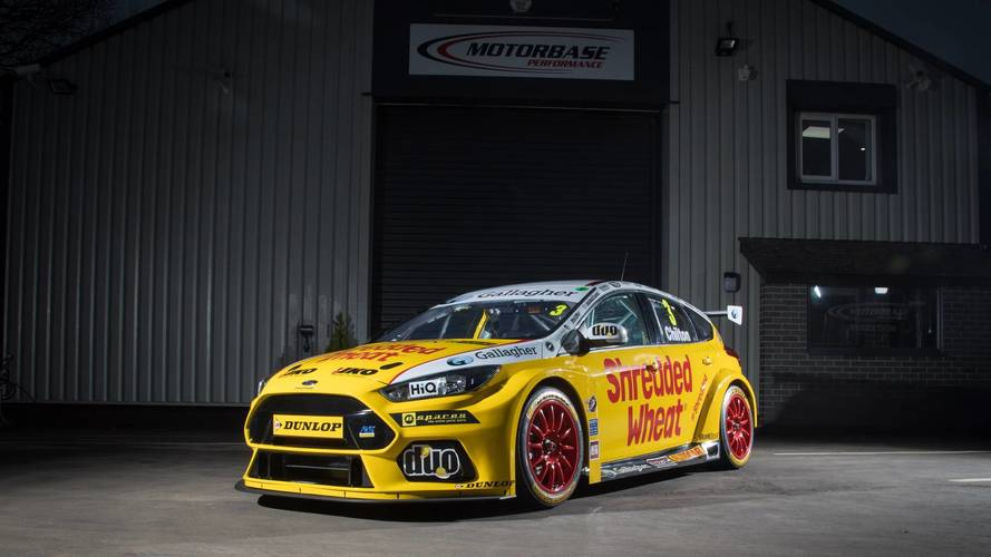 Ford Focus RS to race in BTCC this year