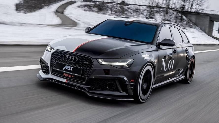 VIDÉO - Jon Olsson présente sa nouvelle Audi RS6+ de 735 ch