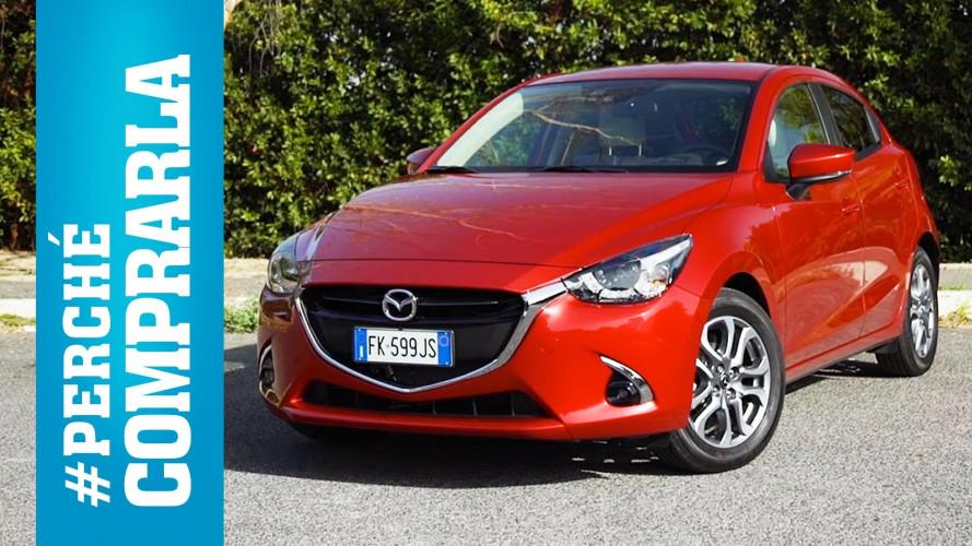 Mazda2, perché comprarla… e perché no