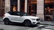 2018 Volvo XC40 production