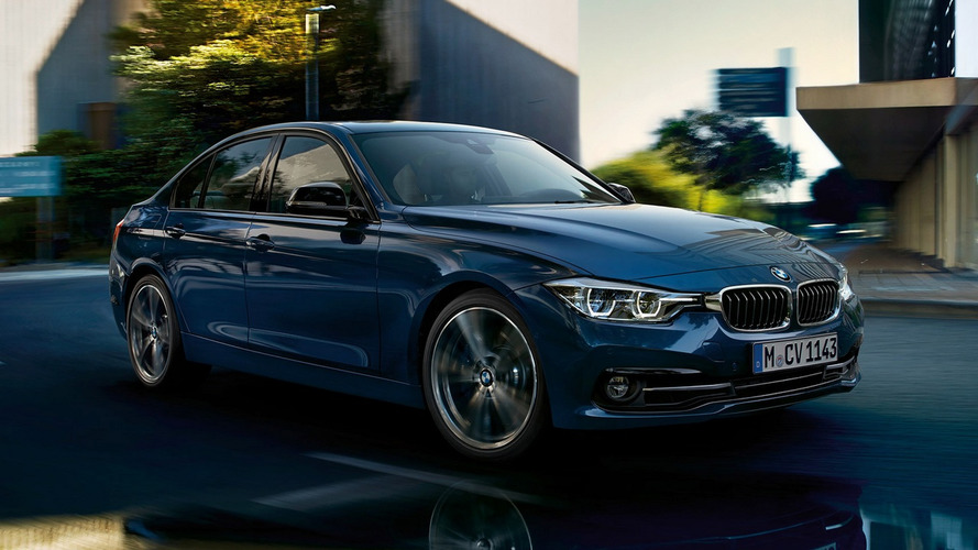 BMW Série 3 - 2016