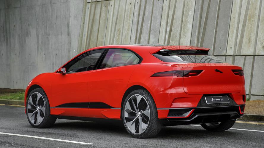 Még be sem mutatták, de már érkeznek az előrendelések a Jaguar I-Pace-re
