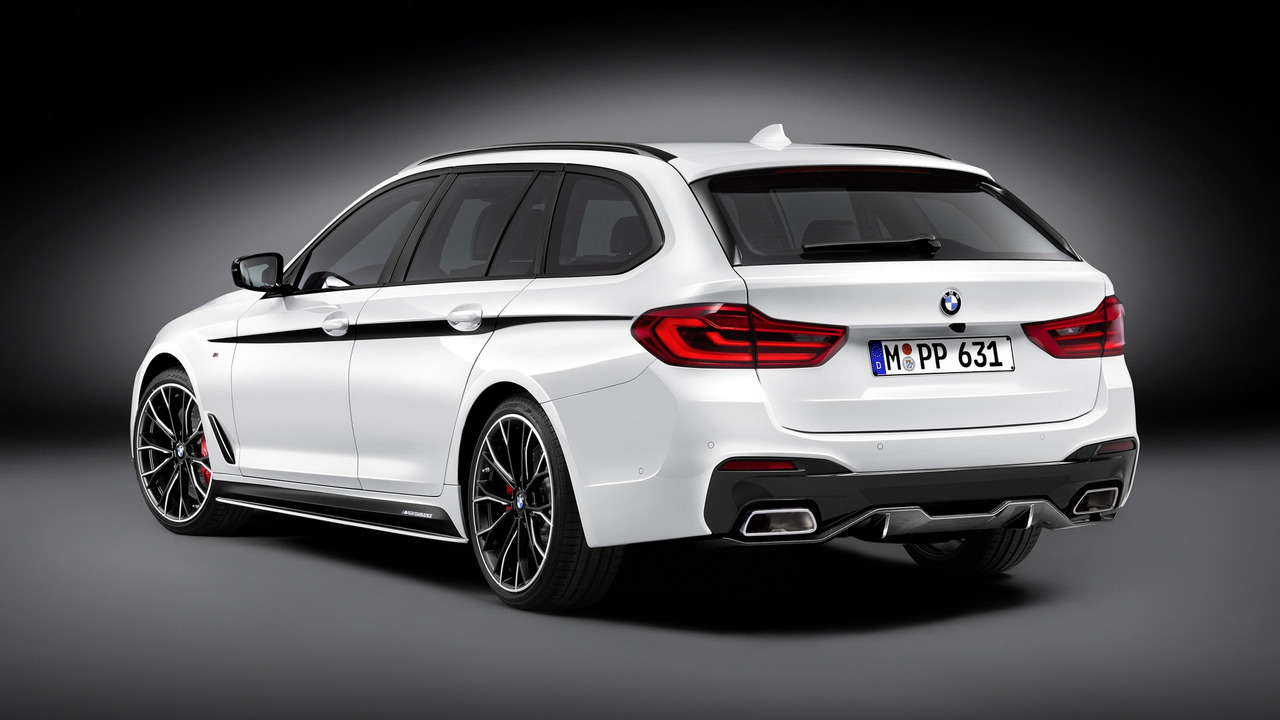 2017 BMW 5 Serisi Touring - M Performance