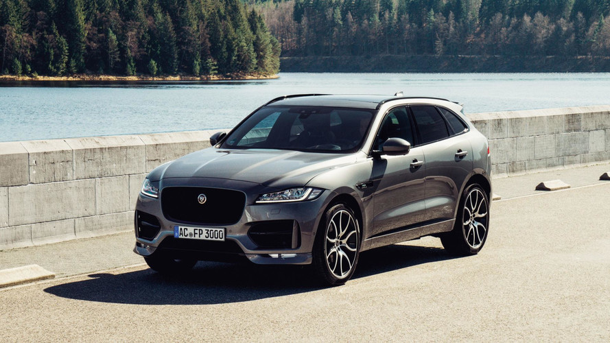 Jaguar F-Pace Tamed With Subtle AC Schnitzer Upgrade