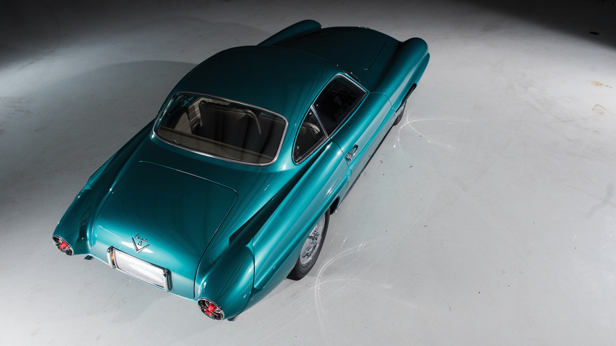 1953 Fiat 8V Supersonic Ghia