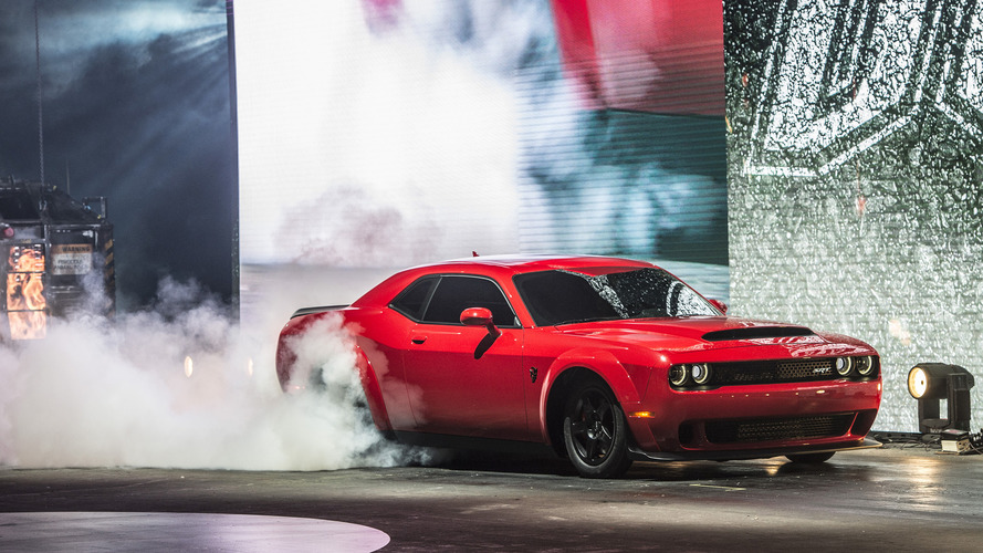 Paying Over MSRP Means Getting Dodge Challenger Demon Later