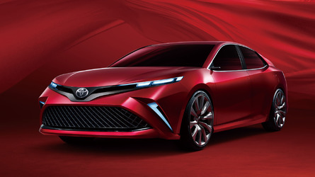 Toyota Fun Sedan Concept Revealed, Could Be China's Camry