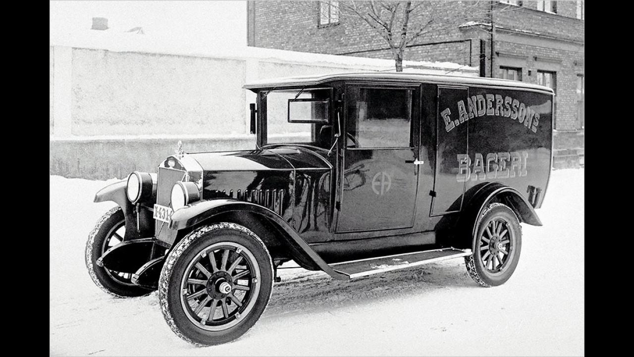 Volvo PV4 (1927)