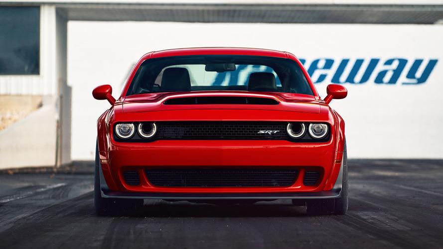 Dodge Challenger Demon Already On Ebay For $250K