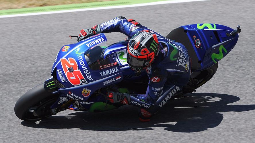 Viñales derrota Rossi e marca pole em Mugello