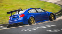 Subaru WRX STI Type RA at the Nurburgring