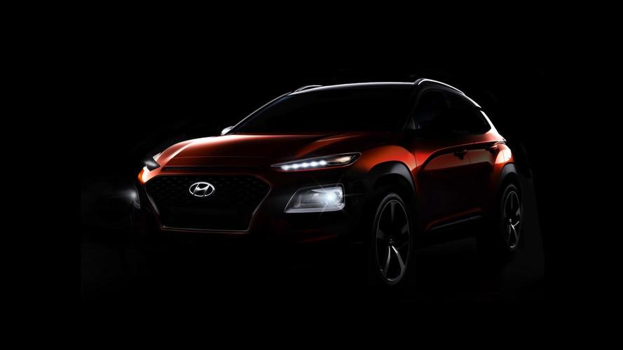 Hyundai Kona - Le voile tombe doucement
