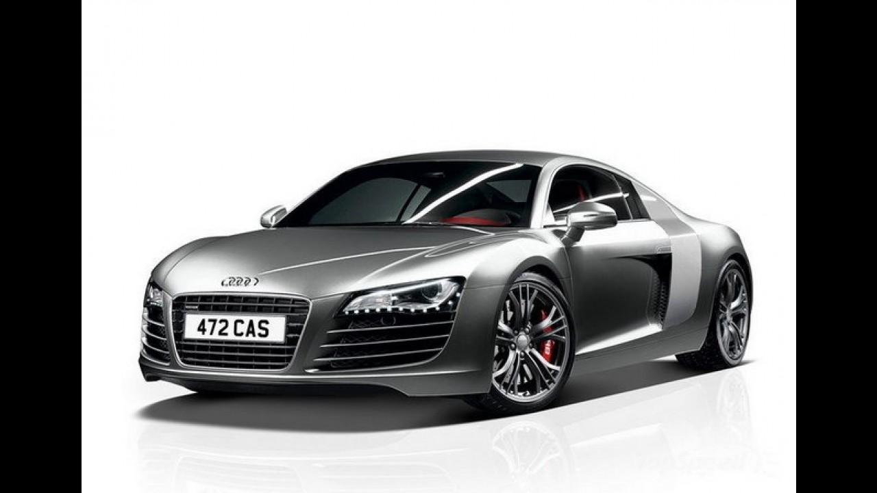 Audi R8 Limited Edition é lançado no Reino Unido