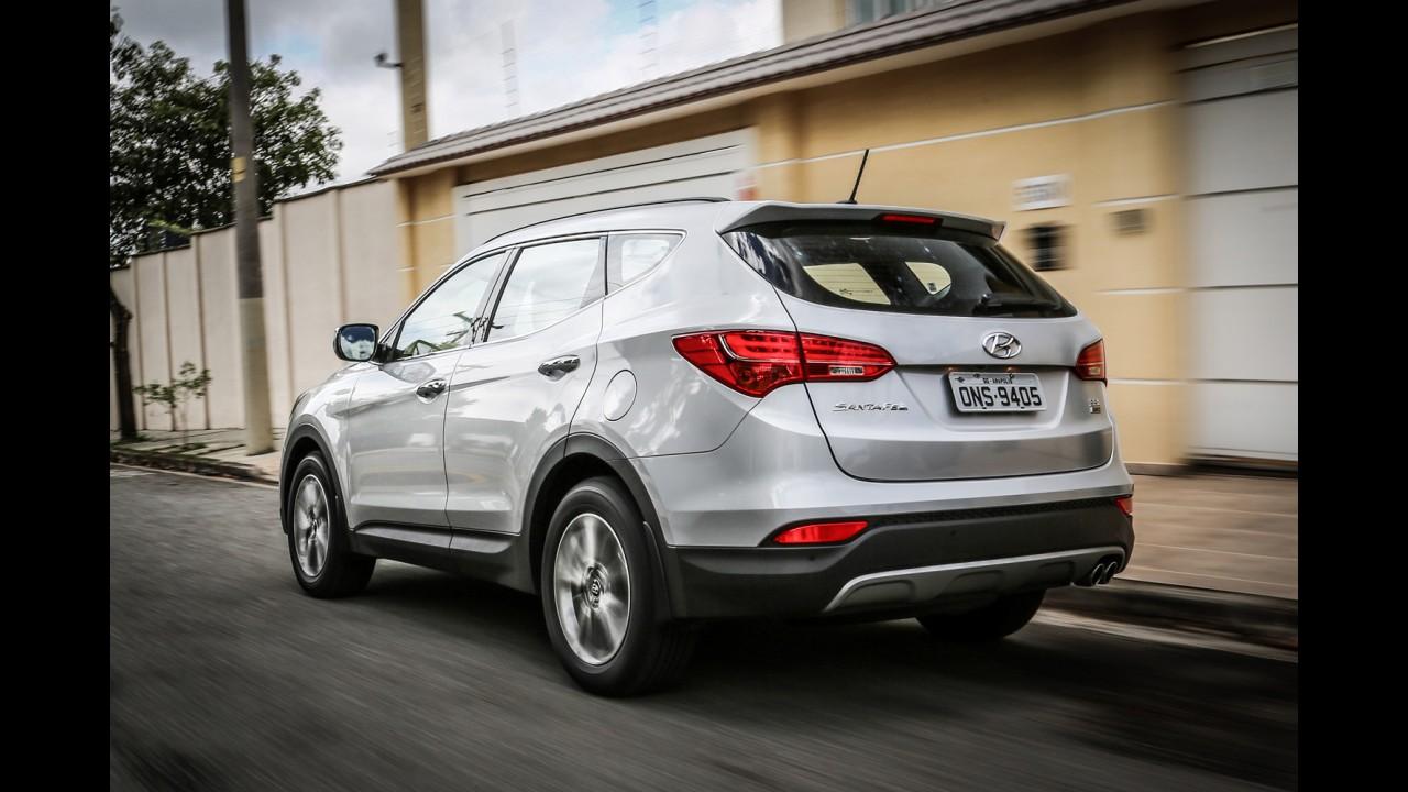 Hyundai planeja inédito crossover de luxo para rivalizar com Audi e Lexus