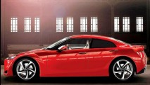 Toyota apresentará GT 86 sedã no Salão de Dubai ainda nesta semana