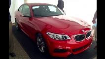 Novo BMW Série 2 tem as primeiras fotos sem disfarce vazadas na rede