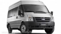 Você quer conhecer a fábrica de caminhões da Ford e fazer um test-drive na Transit?
