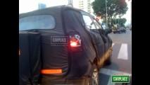 Novo Ecosport 2013: Leitor flagra modelo camuflado em versão definitiva no Brasil