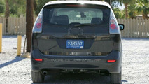 2008 Mazda5 Facelift spy photos