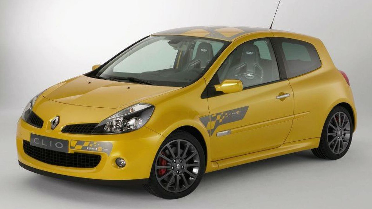 Renault Clio RS 197 F1 Team Limited Edition