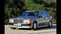 Mercedes 190: foto storiche