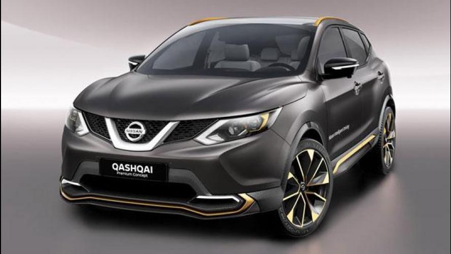 Nissan Qashqai, autonoma nel 2017