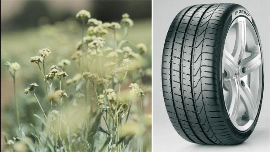 Pirelli sperimenta i pneumatici in fibra naturale