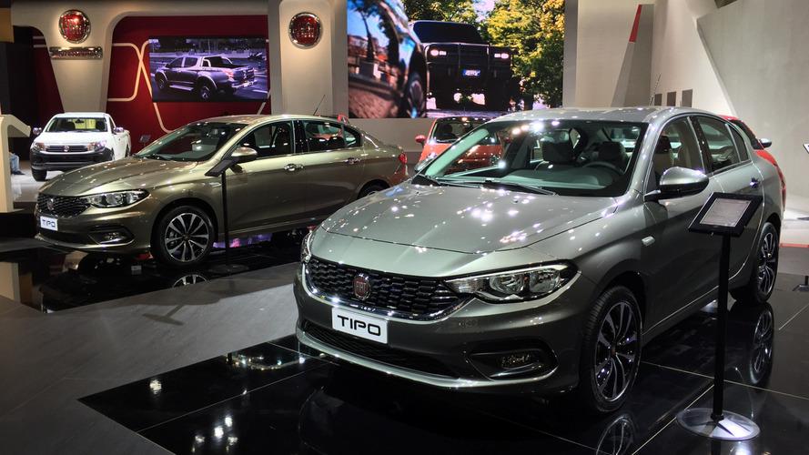 Fiat Tipo bows in Dubai