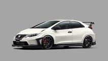 Tuners customize Honda Civic Type R for Tokyo Auto Salon
