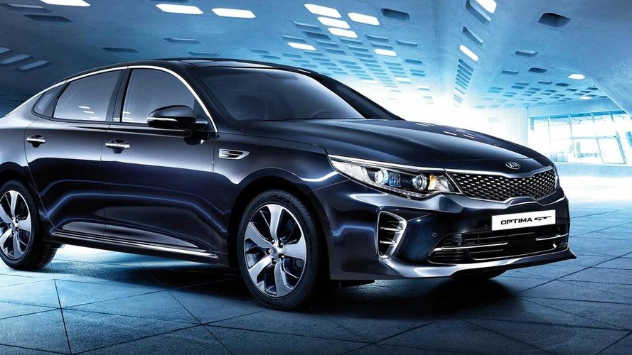 Kia Optima wagon officially confirmed together with GT and plug-in hybrid versions