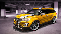 Ford Explorer Sport concept for Sema