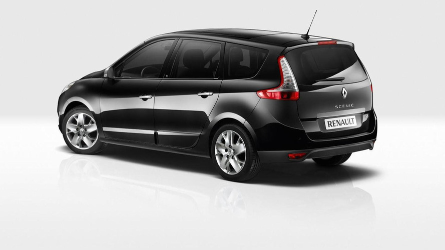 Renault Scenic 15th special edition announced