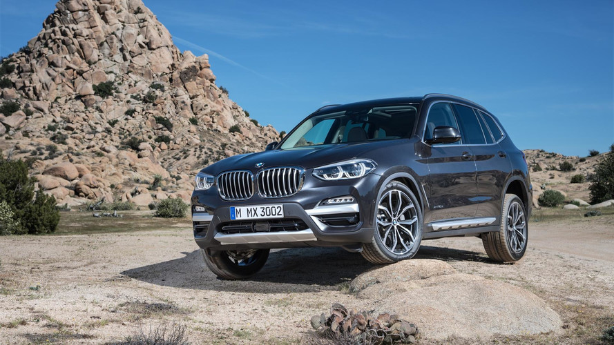 Electric X3 Could Be Called iX3 As BMW Goes On Trademarking Spree