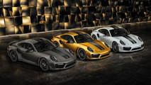 Yeni Porsche 911 Turbo S Exclusive Series