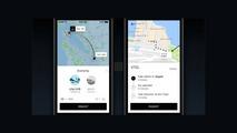 Uber Uçan Taksiler