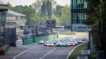 Départ Blancpain Monza