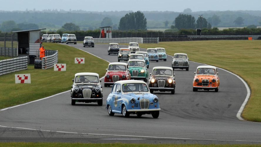 More celebs added to 2017 Silverstone Classic line-up